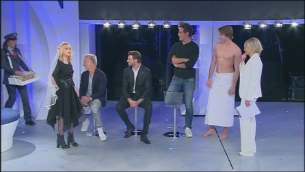 Luciana Littizzetto trova 4 aspiranti mariti a C'è posta per te