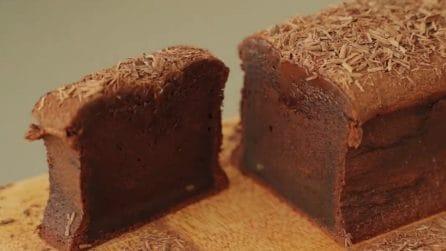 Fudge al cioccolato: un dessert cremoso che si scioglie in bocca