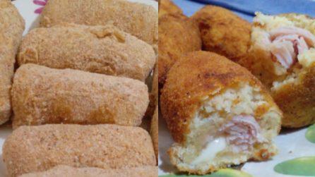 Crocchette di patate ripiene: saporite e ideali per ogni occasione