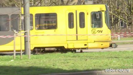 Spari su un tram a Utrecht, arrestato il presunto killer