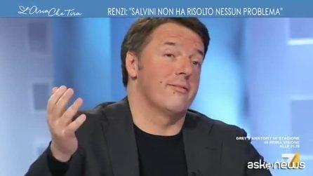 """Renzi: """"Questione di qualche mese e cambierà il governo"""""""