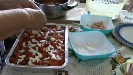 Pasta al forno con le polpettine: la ricetta gustosa a cui non potrai rinunciare