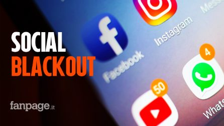 Facebook, Instagram e WhatsApp down: non sono stati hackerati