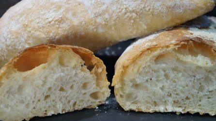 Ciabatte fatte in casa: tutta la genuinità del pane sulla tua tavola