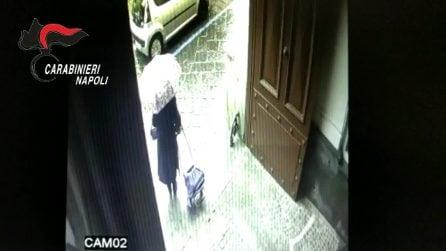 Napoli, arrestato lo scippatore che ferì gravemente una 75enne