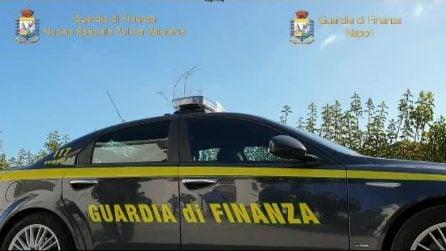 Pomigliano d'Arco, scoperta stamperia di soldi falsi nel retro di una macelleria: c'erano 36 milioni