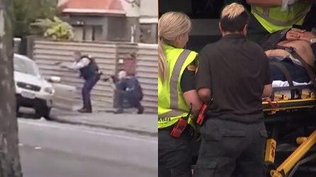 Il video dell'attentato compiuto da Brenton Tarrant nella moschea di Christchurch in Nuova Zelanda