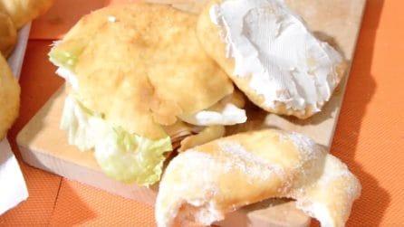 Focacce fritte pugliesi: dolci o salate in un'unica ricetta