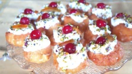 Sfinci di San Giuseppe: i deliziosi dolcetti per festeggiare tutti i papà