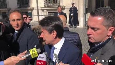 Via della seta, Conte: intesa con Cina ma rispettiamo regole Ue