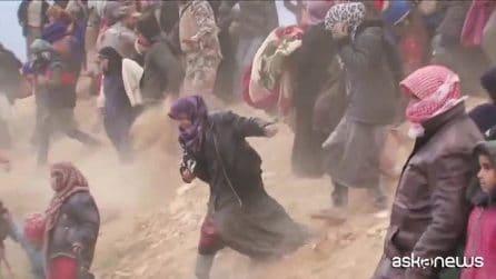 8 anni di guerra in Siria: ogni giorno uccisi 3 bambini