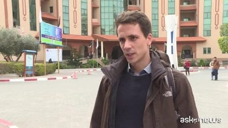 Uno studente italiano ha scelto di fare l'Erasmus a Gaza