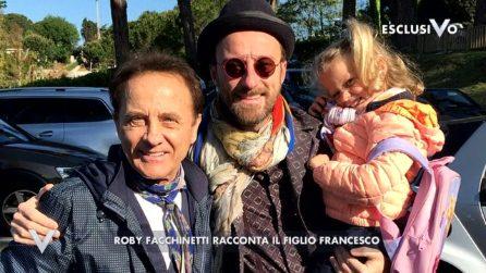 Roby Facchinetti racconta il figlio Francesco