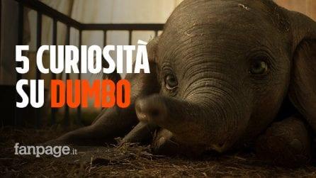 Dumbo di Tim Burton al cinema: ecco le cinque curiosità sul film
