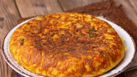 Tortilla di verdure: un'alternativa gustosa e salutare!