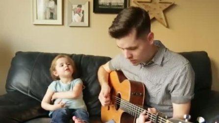 La dolce dedica della figlia al padre per la Festa del Papà