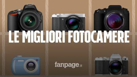 Le migliori fotocamere di inizio 2019: compatte, bridge, mirrorless e reflex