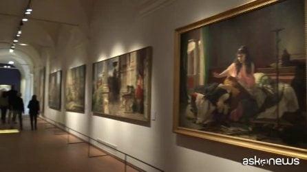 Ai Musei San Domenico a Forlì la mostra sulla pittura dell'Ottocento in Italia