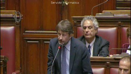 """Mare Jonio, Franceschini si rivolge a Conte: """"Alzi quel telefono e faccia sbarcare i migranti"""""""