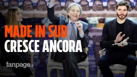 """Ascolti tv: giù in picchiata """"Il Nome della Rosa"""", cresce ancora """"Made in Sud"""" e stabile """"L'Isola"""""""