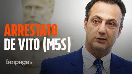 Marcello De Vito, esponente di punta del M5s arrestato per corruzione a Roma