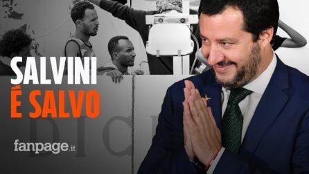Caso Diciotti, il Senato ha salvato Salvini dal processo per sequestro di persona