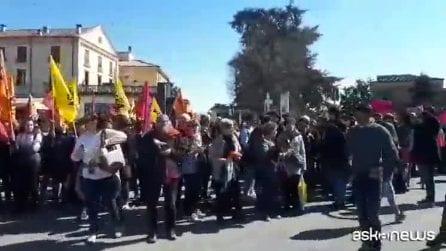 A Padova in migliaia in piazza con Libera contro le mafie