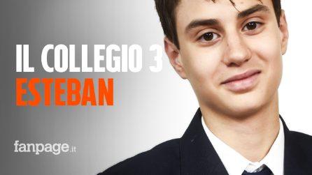 Il Collegio 3: chi è Esteban Frigerio, l'artista protagonista di questa edizione