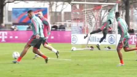 """""""Se lo fa Messi, può farlo anche Boateng"""", il supergol del difensore del Bayern"""