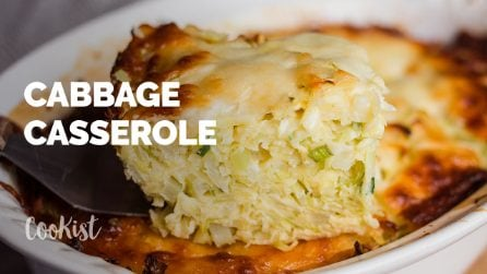 Cabbage casserole: a creamy dish you'll fall in love with!
