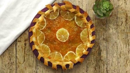 Come decorare una crostata: 4 modi semplicissimi per modellare la pasta frolla!