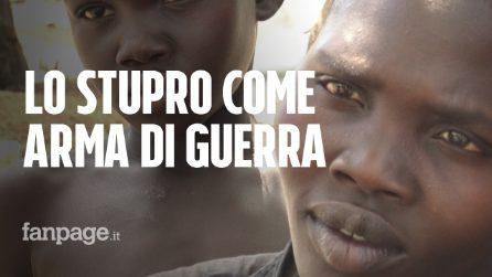 """Lo stupro come arma di guerra in Sud Sudan, Sara: """"Mi hanno violentata con un fucile"""""""