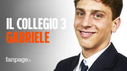 Il Collegio 3: chi è Gabriele De Chiara, lo sportivo protagonista di questa edizione