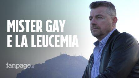 """Mister Italia gay e la lotta contro la leucemia: """"Non mi arrendo, vincerò la malattia"""""""