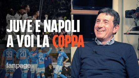 """Giovanni Galli: """"Juve favorita con l'Ajax. L'Arsenal? Per il Napoli è un duro esame"""""""