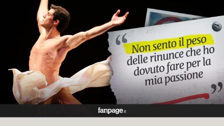 Chi è Roberto Bolle, il ballerino dal fisico statuario che ha fatto innamorare l'Italia