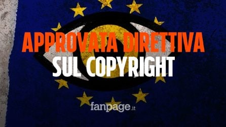 Copyright, il Parlamento Europeo ha approvato la direttiva: ecco cambierà il web