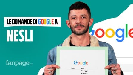 Nesli, Le cose belle, fratello, album, La fine: il cantante risponde alle domande di Google