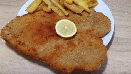 La ricetta della Schnitzel: una deliziosa cotoletta tedesca