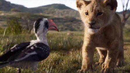 Il Re Leone, il secondo trailer in italiano