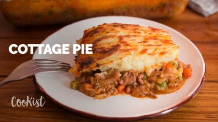 Cottage pie: a yummy and easy recipe!