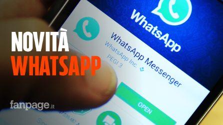 """Novità WhatsApp: a breve un aggiornamento per condividere gli """"Status"""" direttamente su Facebook"""
