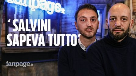 """Salvini e i suoi legami pericolosi: """"Il libro nero della Lega"""" di Giovanni Tizian e Stefano Vergine"""