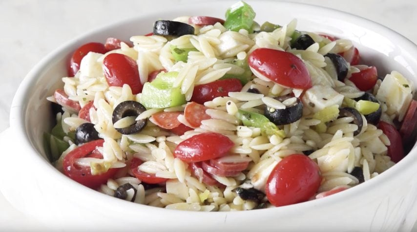 How To Cook Italian Orzo