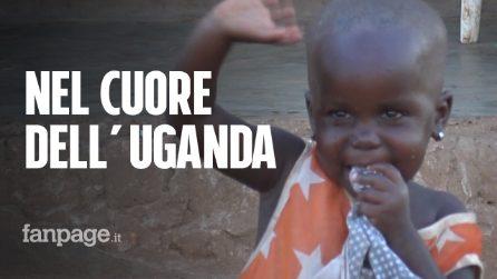 """Nel cuore dell'Uganda: """"Qui la gente è poverissima, ma ride sempre"""""""