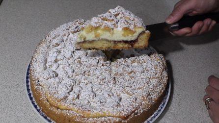 Sbriciolata ricotta e marmellata: il dolce davvero irresistibile
