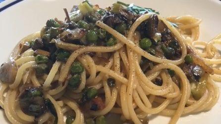 Spaghetti primavera: un piatto gustoso e ricco di verdure