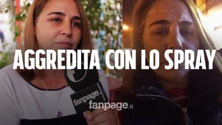 Napoli, spagnola aggredita con uno spray da due donne