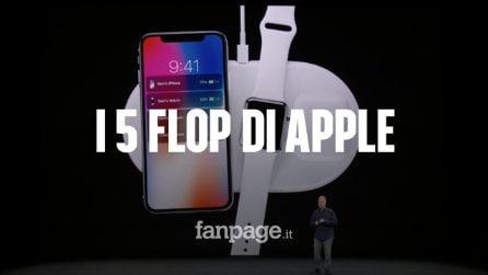 I 5 flop di Apple di cui (forse) non sei a conoscenza