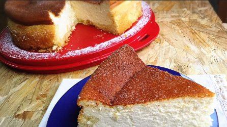 Cheesecake al quark: la versione tedesca che vorrai provare